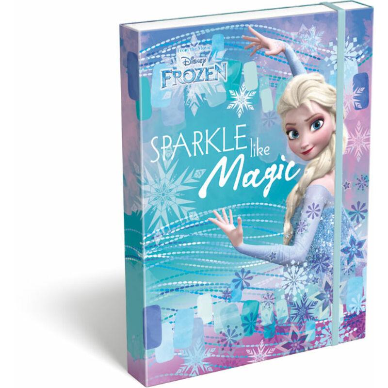 Füzetbox A/4 Frozen Magic