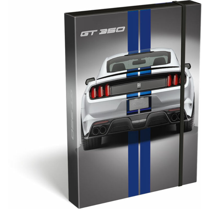 Füzetbox A/5 Ford Mustang