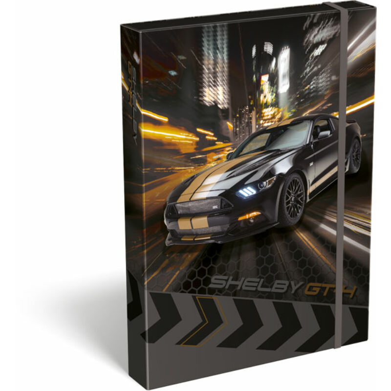 Füzetbox A/5 Ford SHELBY GT-H
