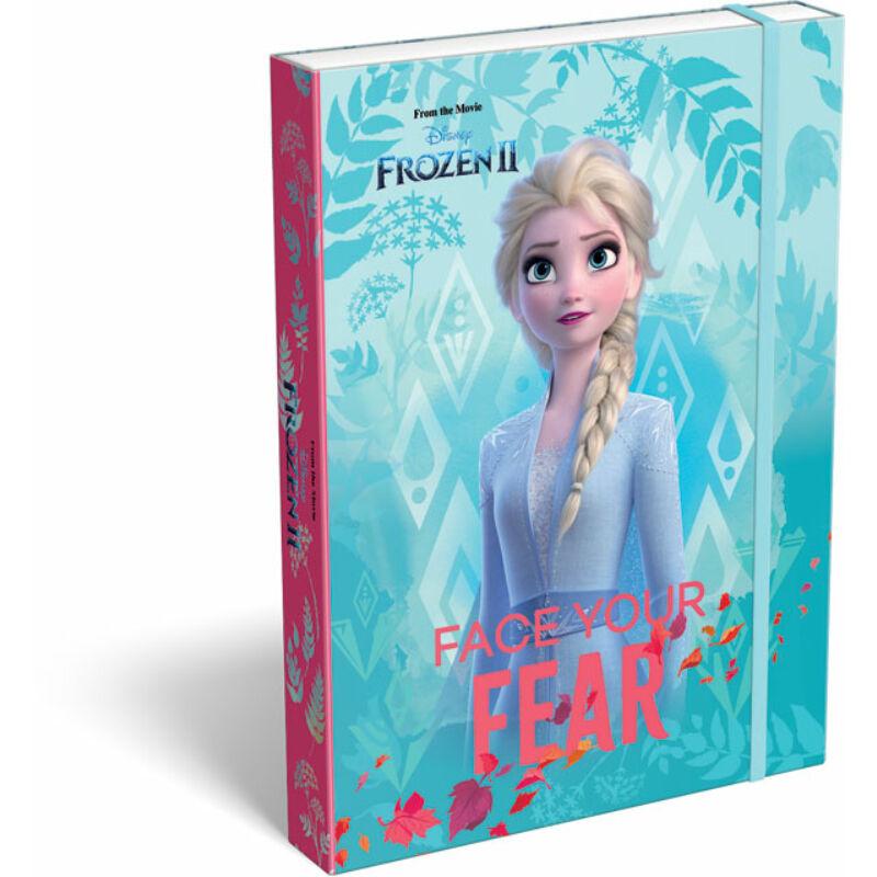 Füzetbox A/5 Frozen 2 Believe