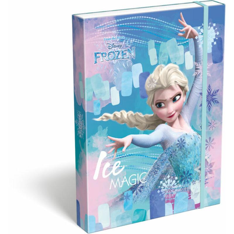 Füzetbox A/5 Frozen Magic