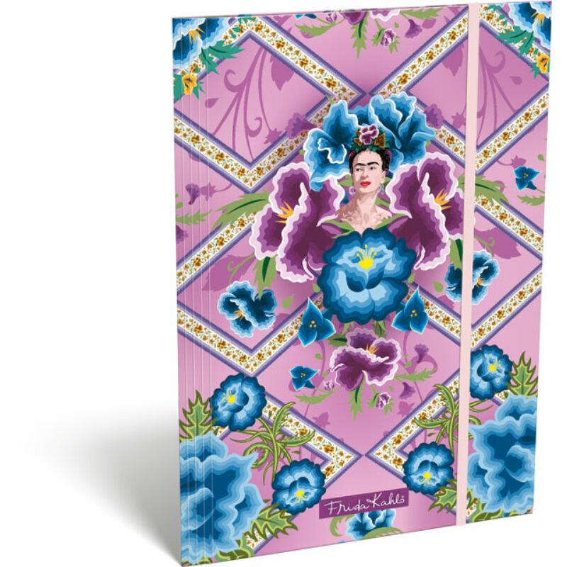Gumis mappa A/4 Frida Kahlo Púrpura