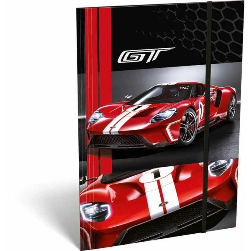 Gumis mappa A/4 Ford GT