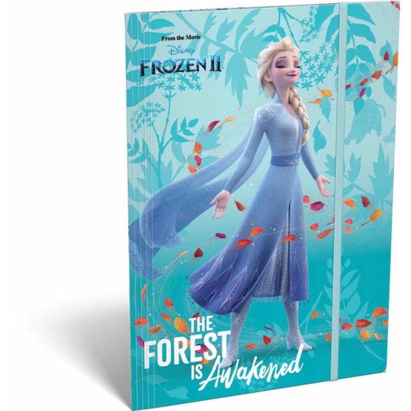 Gumis mappa A/4 Frozen 2 Believe