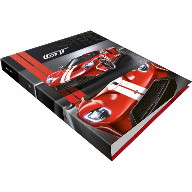 Gyűrűs könyv 2 gyűrűs Ford GT