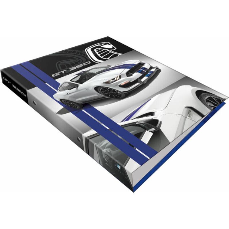 Gyűrűs könyv 2 gyűrűs Ford Mustang