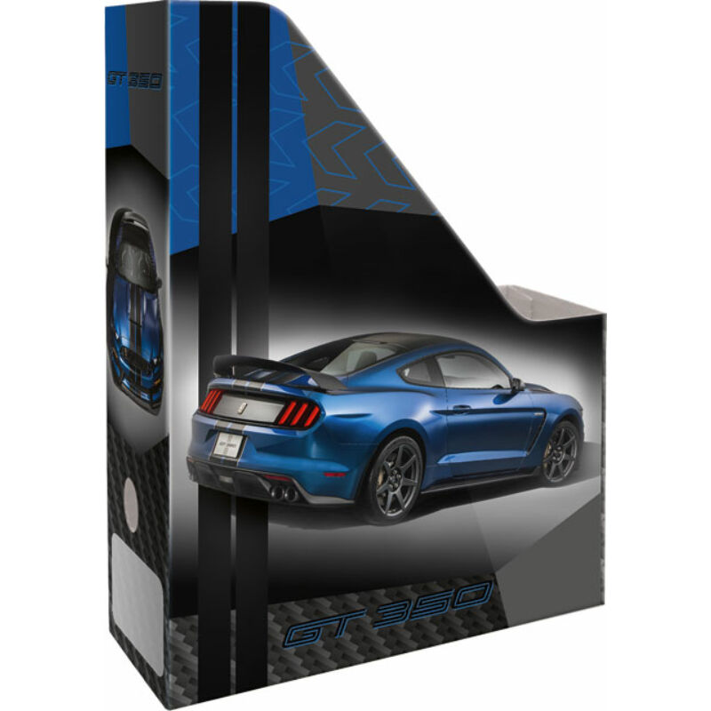 Irattartó Papucs A/4 Ford Mustang Blue