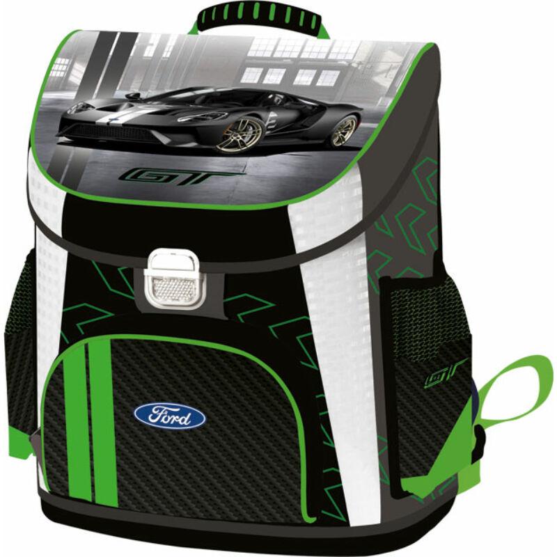 Iskolatáska prémium Ford GT Green