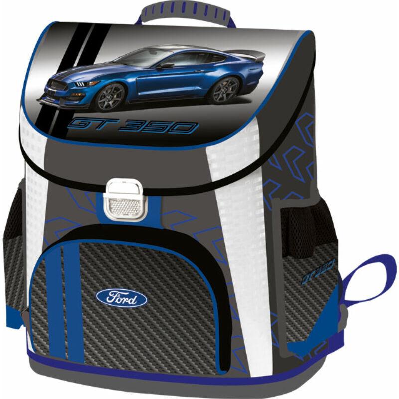 Iskolatáska prémium Ford Mustang Blue