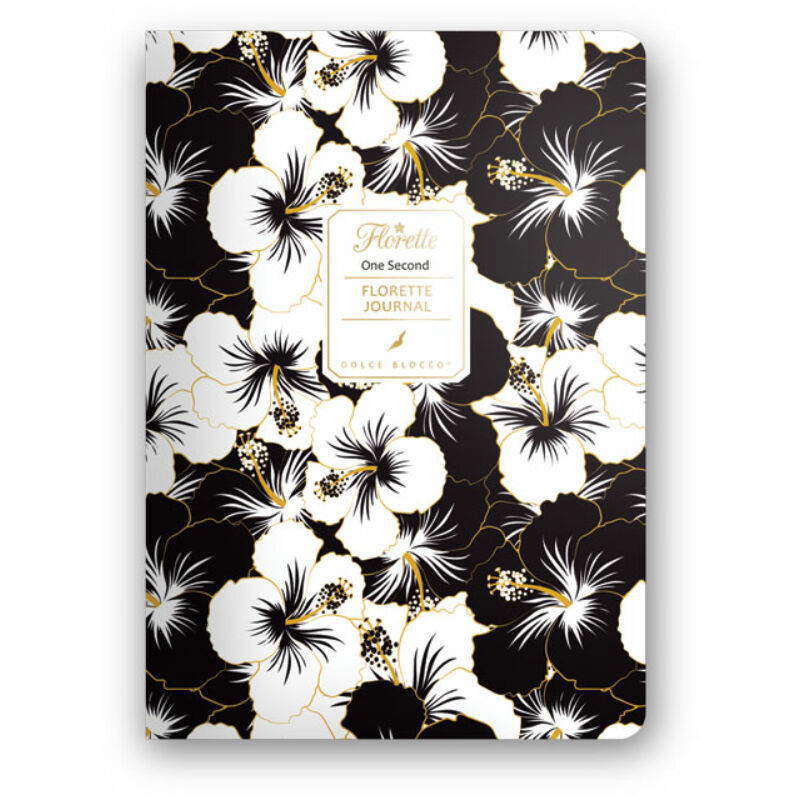 Florette Bullet Journal Dolce Blocco One Second