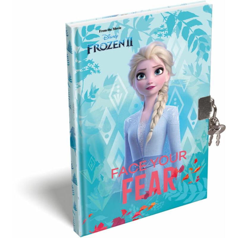 Emlékkönyv A/5 Frozen 2 Believe