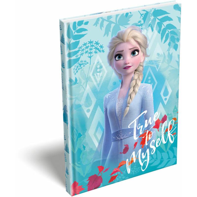 Keményfedeles notesz A5 Frozen 2 Believe