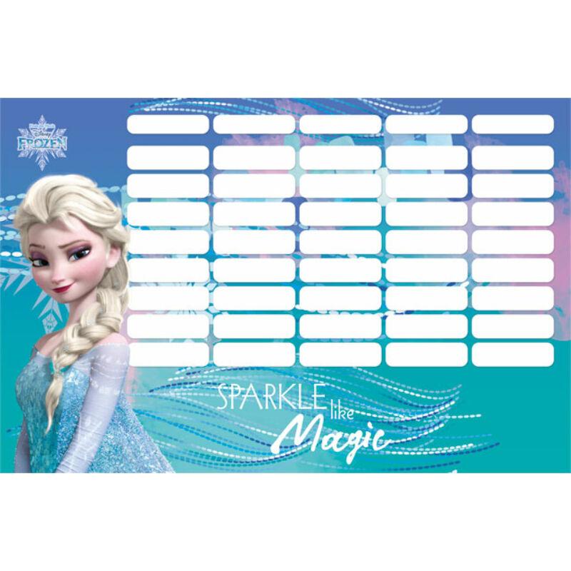 Órarend nagy Frozen Magic