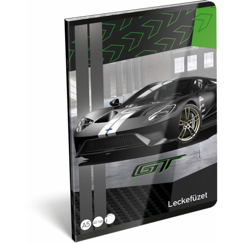 Leckefüzet Ford GT Green